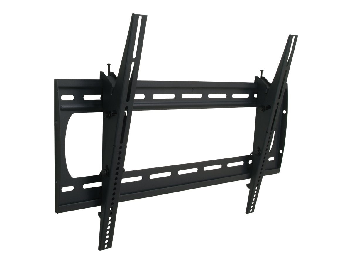 Premier Mounts Tilt Mount for Flat Panels 42-63, Black
