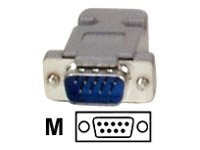 StarTech.com DB-9 Serial Male D-Sub Crimp Connector, C9PCM, 13409753, Cable Accessories