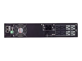 Eaton 5PX UPS 1000VA Graphical LCD Line Int. 2U R T 120V 5-15P Input 8ft Cord, 5PX1000RT, 12652452, Battery Backup/UPS