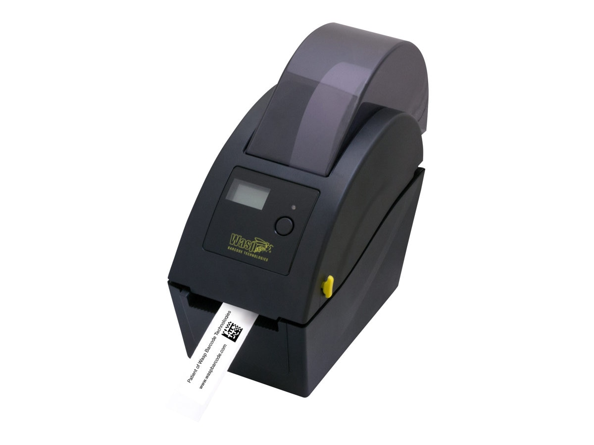 Wasp WHC25 DT Wristband Printer, 633808403911, 14646321, Printers - Label