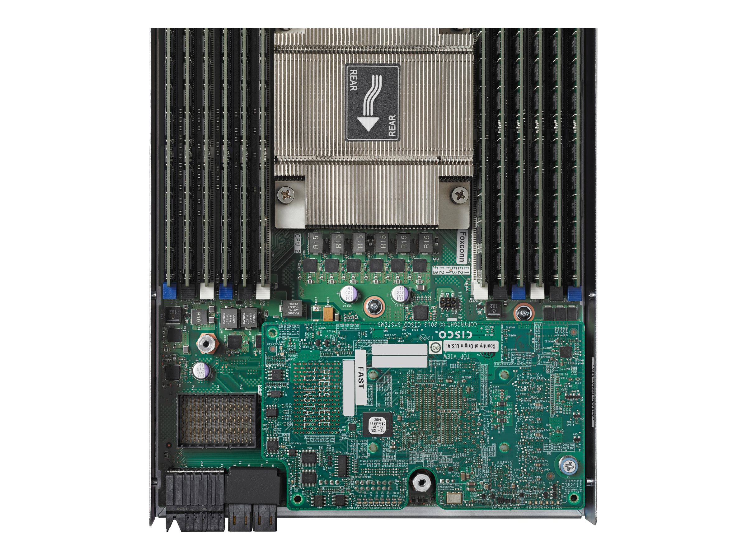 Cisco UCS-SP-B200M4-B-A2 Image 12