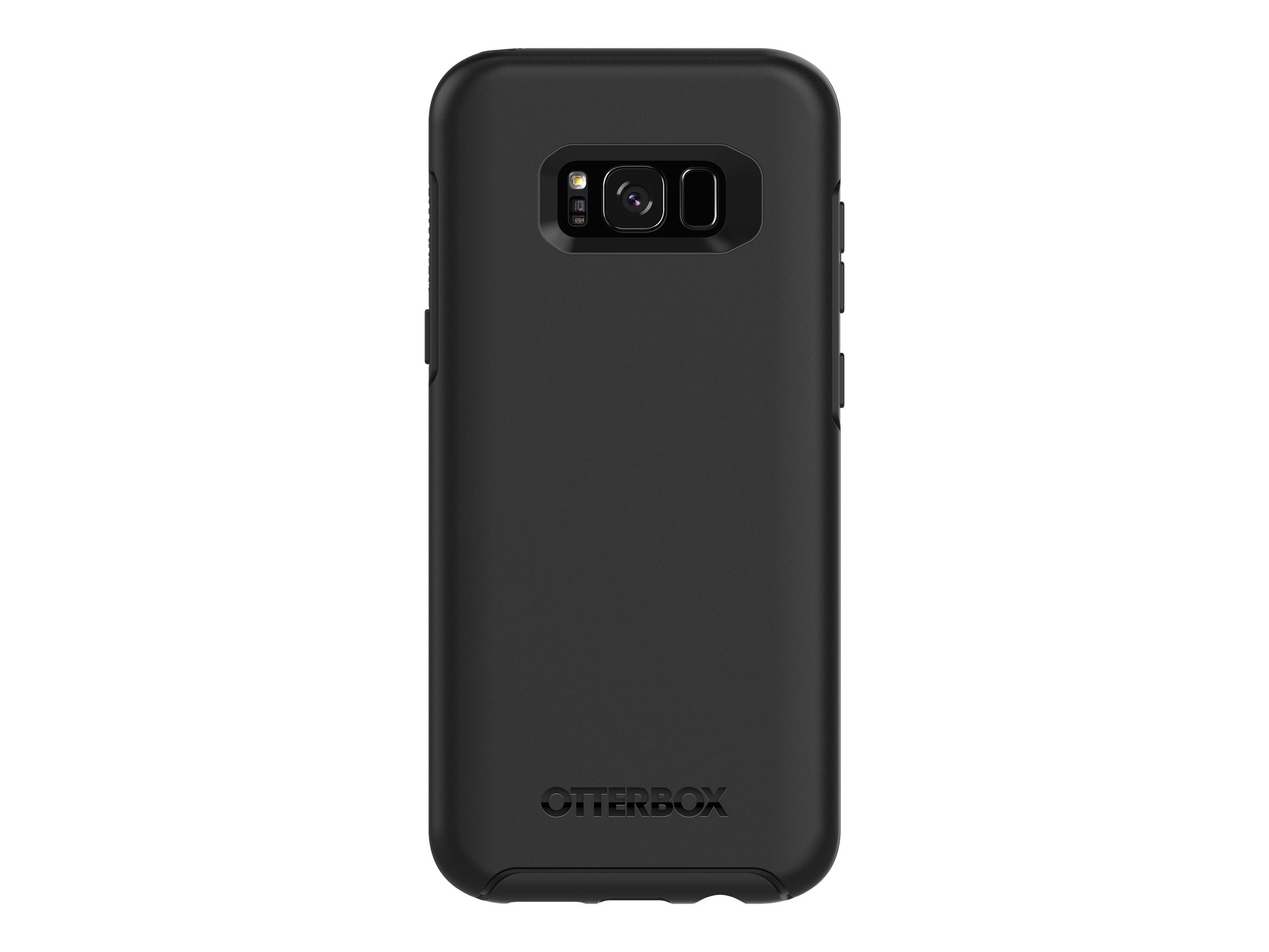 OtterBox Symmetry Series for Samsung Galaxy S8 Edge, Pro Pack, Black (20-pack)