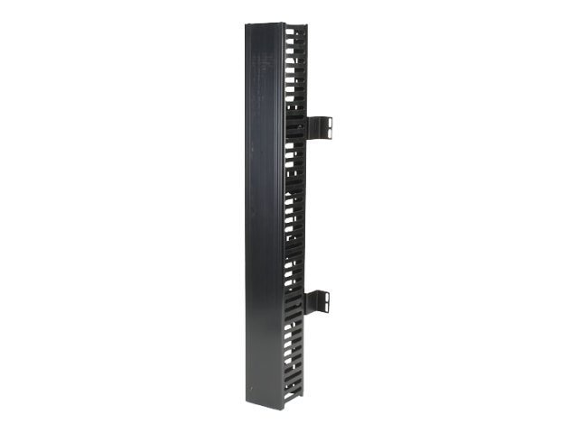 Black Box Rack Cable Raceway Single Channel Vertical, RMT200A-R3, 10985181, Rack Cable Management