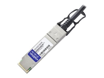 ACP-EP 40GBase-CU QSFP+ to 4x SFP+ Passive Twinax Direct Attach Cable, 3m, ADD-QJUSCI-PDAC3M