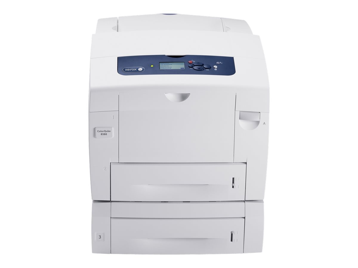 Xerox ColorQube 8580 YDT Solid Ink Color Printer, 8580/YDT
