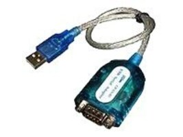 CP Technologies USB 1.1 to Serial Adapter Cable, CP-US-03, 5434043, Adapters & Port Converters