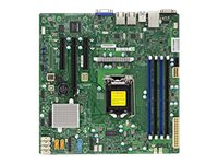 Supermicro Motherboard, X11SSL-012 SGL