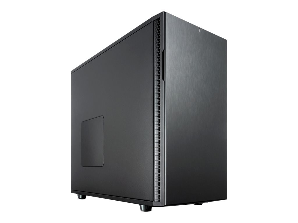 Fractal Design Chassis, Define R5 ATX 8x3.5 Bays 7xSlots, Black, FD-CA-DEF-R5-BKO, 20658555, Cases - Systems/Servers