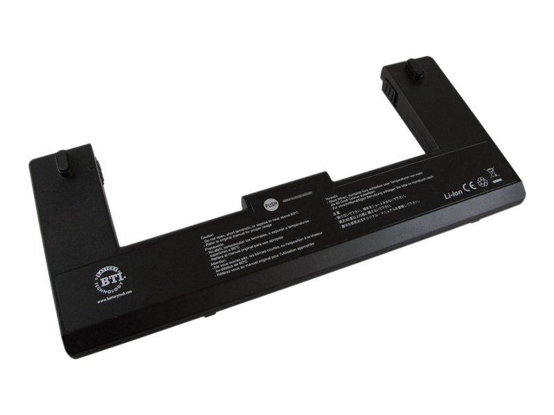 BTI 8-Cell Li-Ion Battery for HP Business Notebook 6100 6200 6400