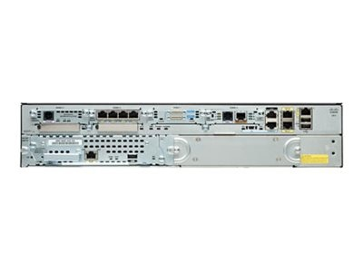 Cisco 2911 Voice Bundle w  PVDM3-16, C2911-CME-SRST/K9, 10696937, Network Voice Routers