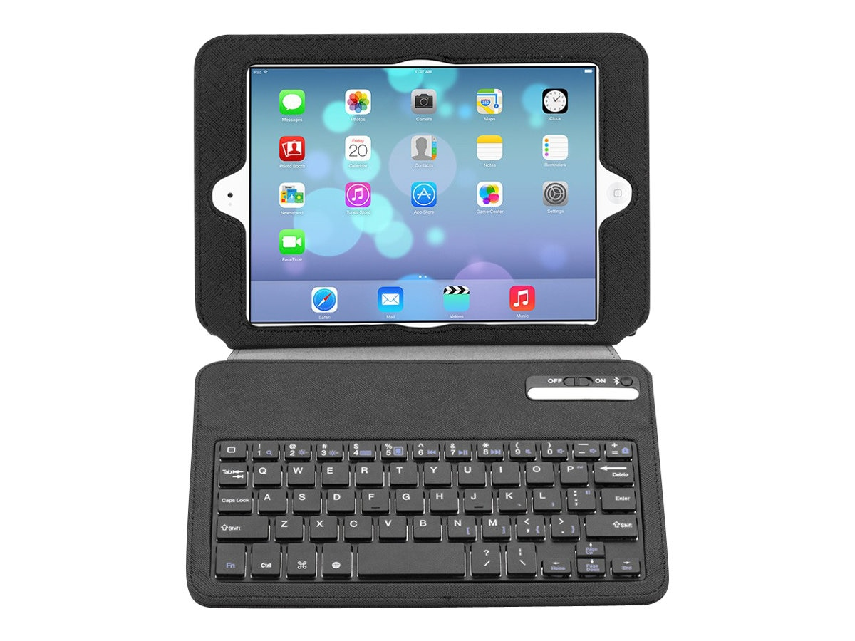 Griffin Slim Keyboard for iPad Mini, Black