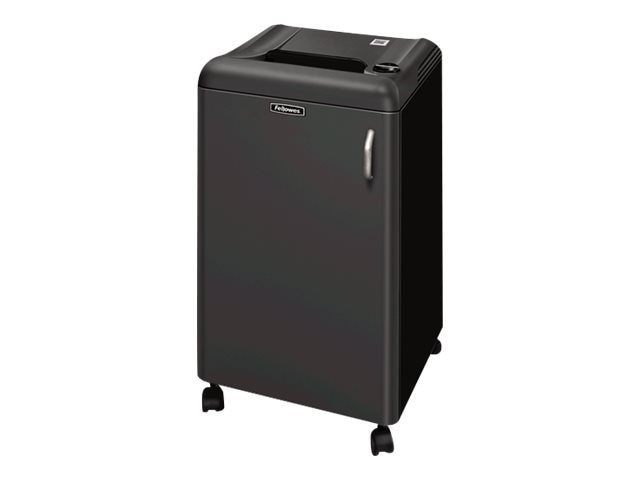 Fellowes Fortishred 2250M Micro-Cut Shredder, 20 Gallon Bin, 8-10 Sheet Capacity, Black