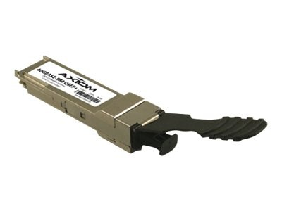 Axiom 40GBase-SR4 QSFP+ XCVR for Brocade, AXG93697, 31932521, Network Transceivers