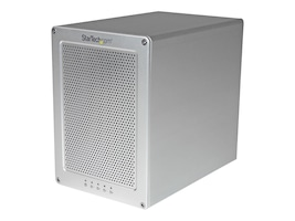 StarTech.com 4-Bay Thunderbolt 2 Hard Drive Enclosure with RAID for 3.5 HDDs, S354SMTB2R, 18008262, Hard Drive Enclosures - Multiple