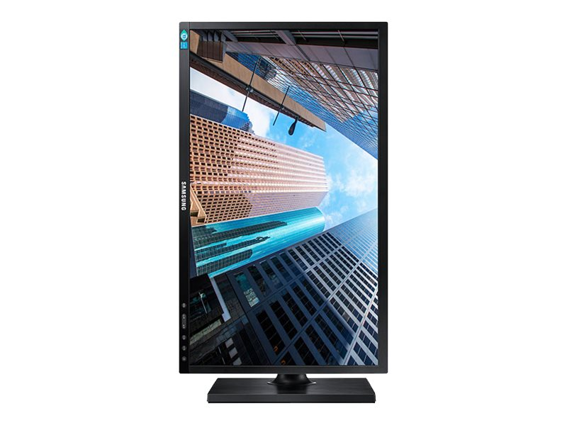 Samsung 21.5 E450 Series Full HD LED-LCD Monitor, Black, S22E450B, 23099648, Monitors - LED-LCD
