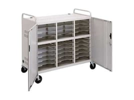 Da-Lite Laptop Storage Cart, CT-LS30, 5100, 8968981, Computer Carts