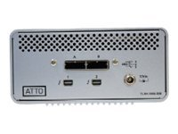 Atto ThunderLink SH 1068 10 Gbps Thunderbolt to 6 Gbps SAS SATA Desklink, TLSH-1068-D00, 15043353, Controller Cards & I/O Boards