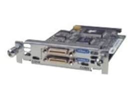 Cisco 2-Port High-Speed WAN Interface Card, HWIC-2T=, 9134777, Network Adapters & NICs