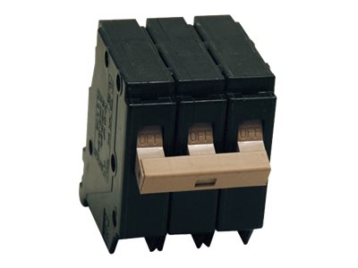 Tripp Lite Circuit Breaker CH 208V 3-phase 20A 3-pole, SUBB320, 11556127, Premise Wiring Equipment