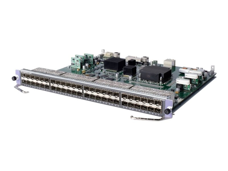 HPE 48Pt. GBE SFP Ext. A7500 Module