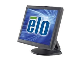 ELO Touch Solutions 15 1515L AccuTouch LCD Desktop Monitor, USB Serial, RoHS, E210772, 8035873, Monitors - LCD