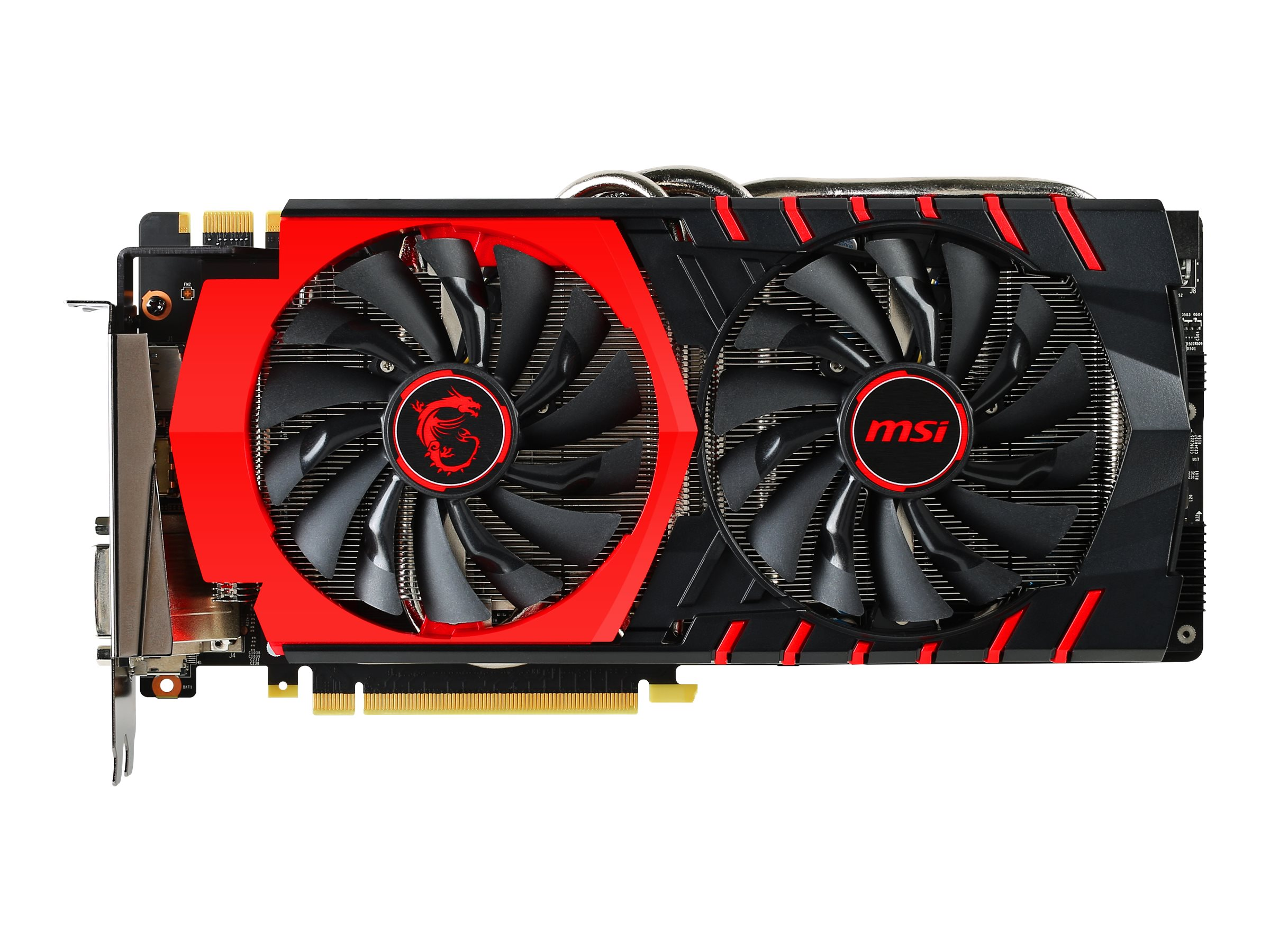 Microstar NVIDIA Geforce GTX 980Ti PCIe 3.0 x16 Graphics Card, 6GB GDDR5, GTX 980TI GAMING 6G, 23619201, Graphics/Video Accelerators