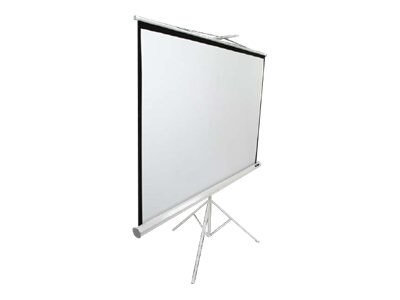 Elite Tripod Projection Screen, Matte White, 1:1, 71in