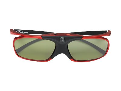 Optoma DLP Link Active Shutter 3D Glasses