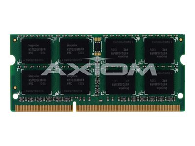 Axiom 2GB PC3-12800 204-pin DDR3 SDRAM SODIMM, B4U38AA-AX