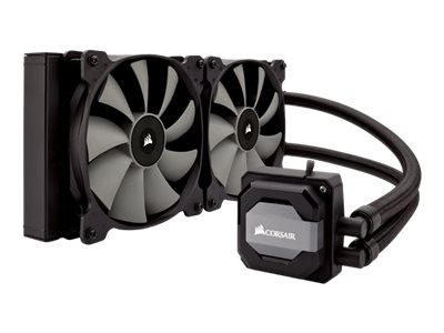 Corsair Hydro Series H110i Extreme CPU Cooler, CW-9060026-WW, 31010658, Cooling Systems/Fans