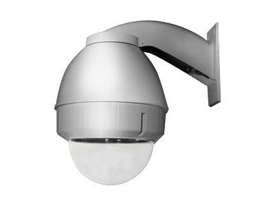 Panasonic Outdoor Camera Dome Housing with Power Heater Blower, POD9CW, 12542641, Security Hardware