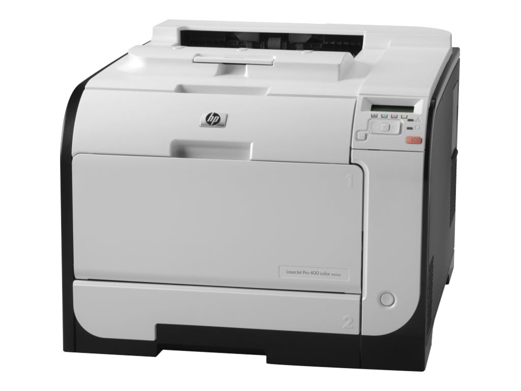 HP LaserJet Pro 400 color M451dn Printer (TAA), CE957A#201
