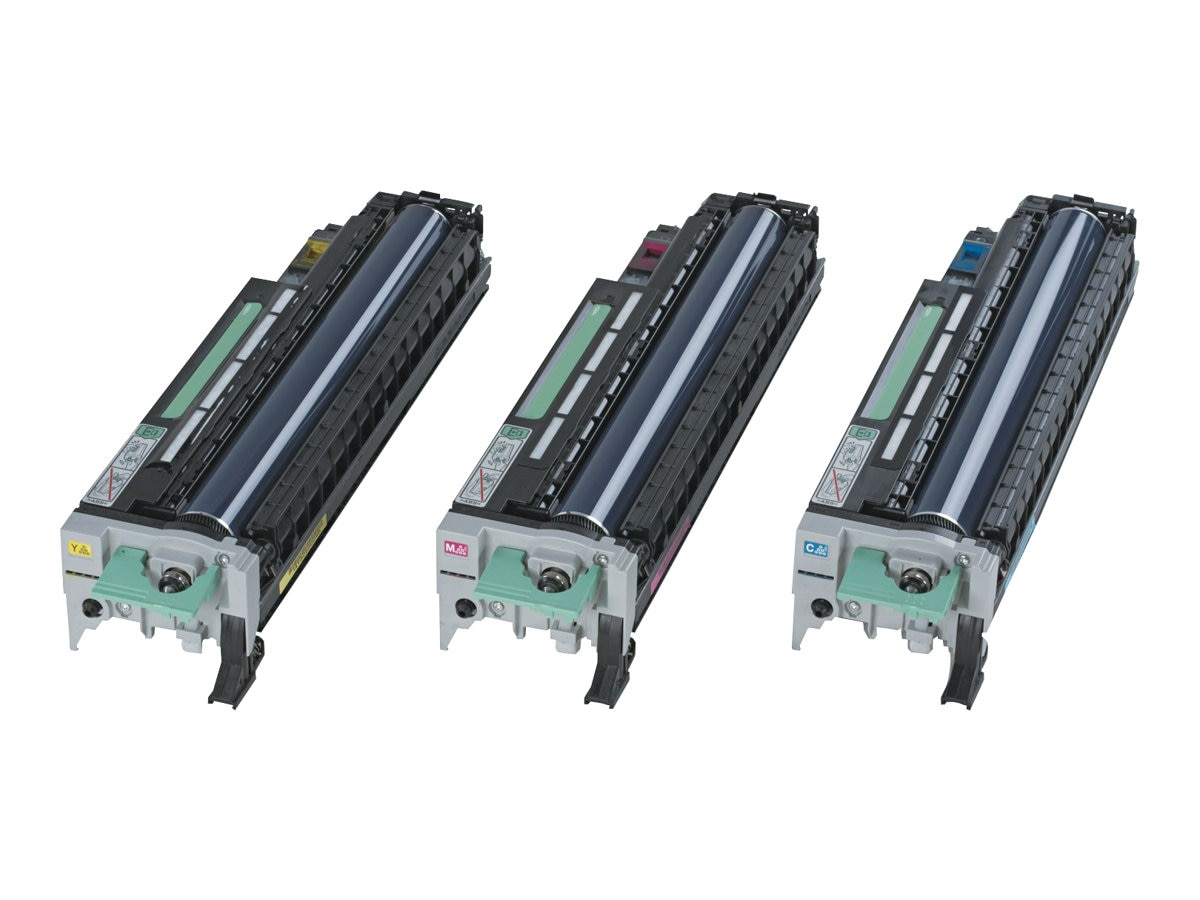 Ricoh Color Photoconductor Drum Unit for SP C811DN Series Printers, 402715, 7391411, Toner and Imaging Components