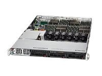 Supermicro Barebones 1U, 4P AMD G34, 512GB Max, 4xSAS, 1400W PSU, AS-1042G-TF, 11282550, Barebones Systems