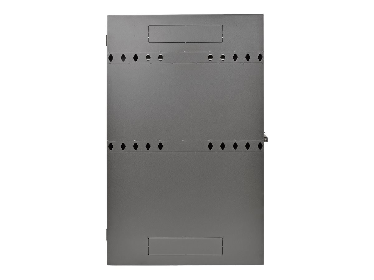Tripp Lite SmartRack 6U Low-Profile Vertical-Mount up to 36 Depth Wall-Mount Rack Enclosure Cabinet, SRWF6U36