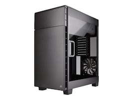 Corsair Chassis, Carbide Clear 600c Inverse ATX Full Tower, CC-9011079-WW, 30881030, Cases - Systems/Servers