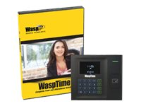 Wasp WaspTime v7 Enterprise w  HID Time Clock, 633808551391, 16375261, Bar Coding Accessories
