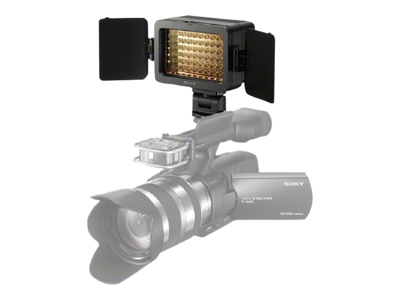 Sony HVL-LE1 Handycam Camcorder Light, HVLLE1, 13662257, Camera & Camcorder Accessories