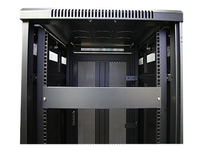 StarTech.com 2U Blank Panel for 19 Racks Cabinets, BLANKB2