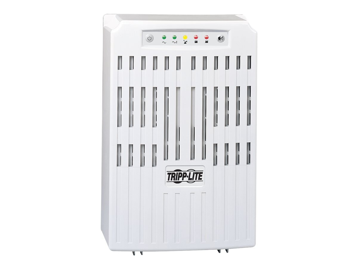 Tripp Lite SmartPro 3kVA 120V Line Interactive Tower UPS, L5-30P Input, (10) Outlets, USB Serial, TAA, SMART3000VSTAA