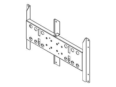 Peerless PLP Flat Panel Adapter Plate for NEC 61MP1 and 61XM2, PLP-NEC61, 5817503, Stands & Mounts - AV