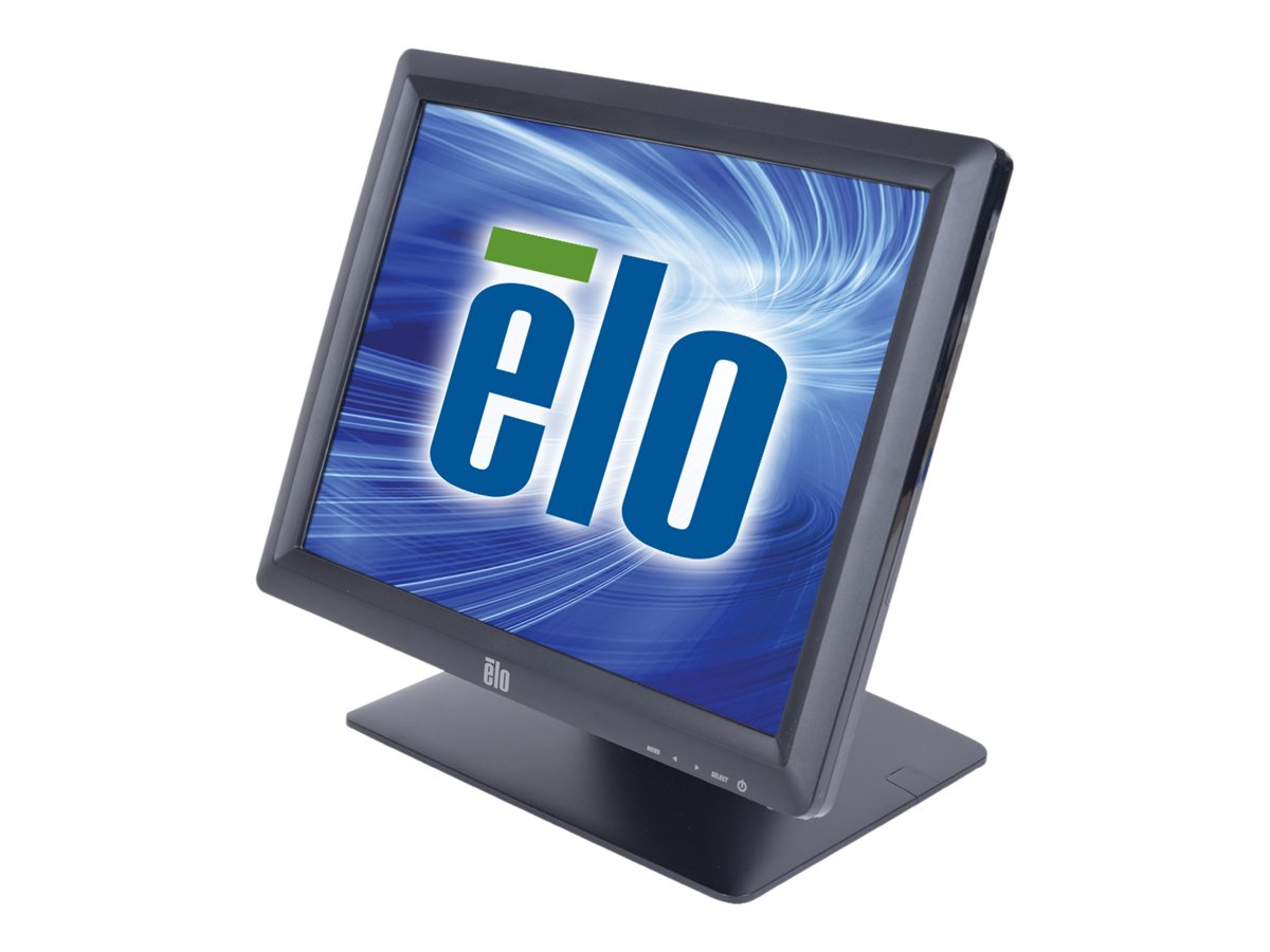 ELO Touch Solutions 15 1517L LED-LCD IntelliTouch Monitor, Black