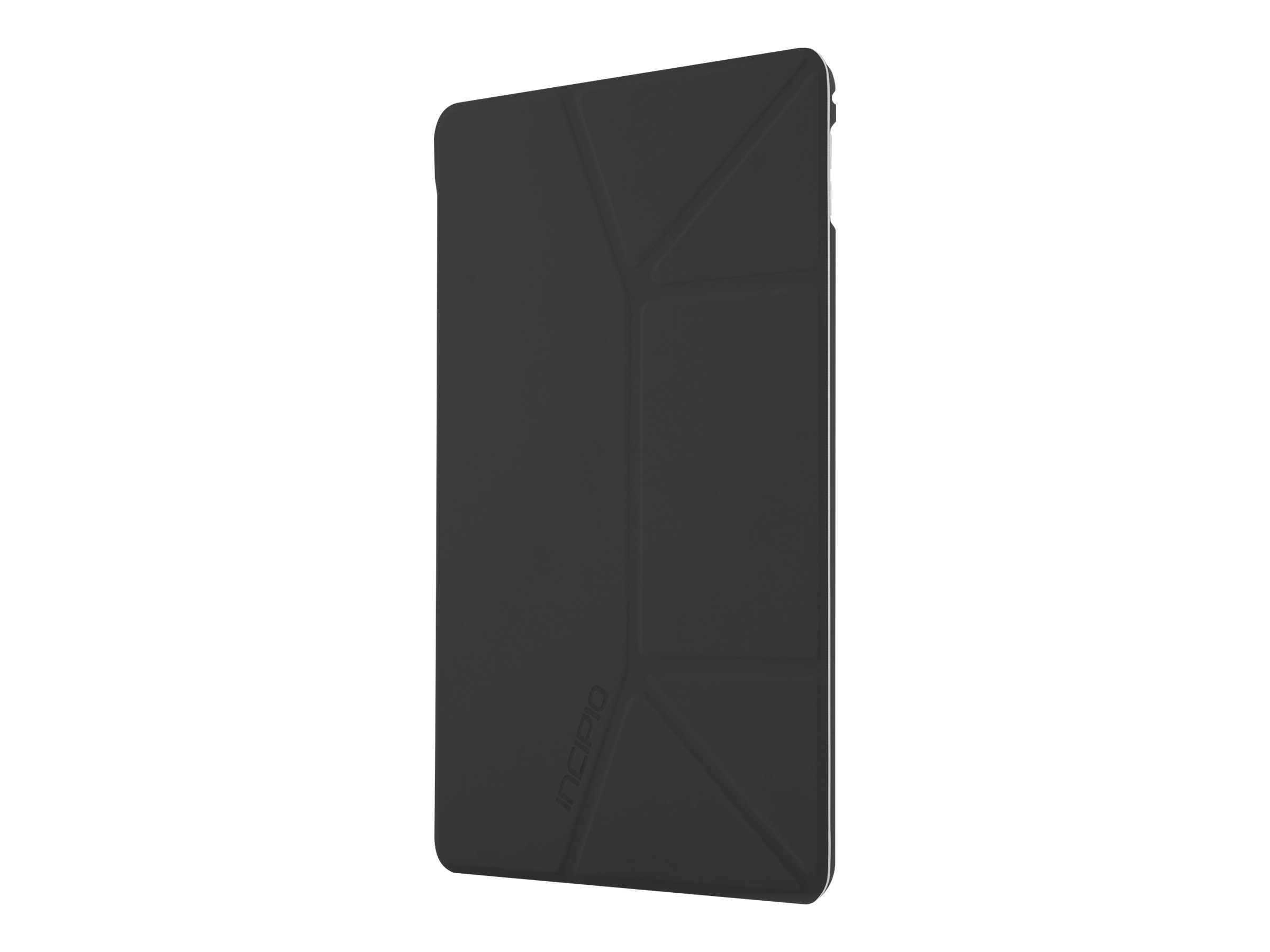 Incipio LGND Premium Hard Shell Folio for iPad Air 2, Black