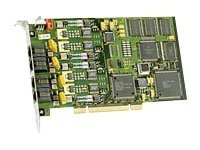 Dialogic D4PCIUFW Voice Fax Board, 881-775, 9842984, Fax Servers