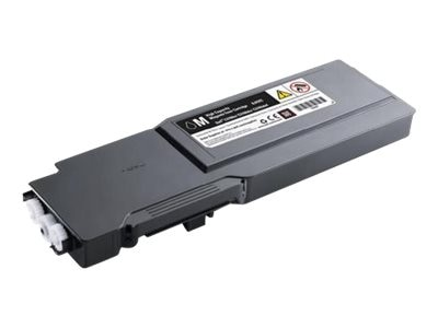 Dell Magenta Toner Cartridge for C376XN DN DNF Printers - 9K Page, XKGFP, 14490733, Toner and Imaging Components