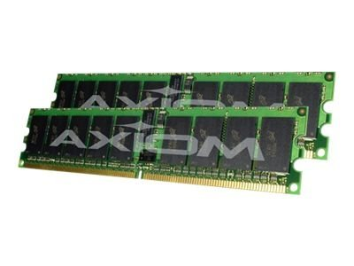 Axiom 4GB PC3-10600 240-pin DDR3 SDRAM RDIMM Kit for Z9PE-D8 WS, S5500BCR, AX31333R9S/4GK
