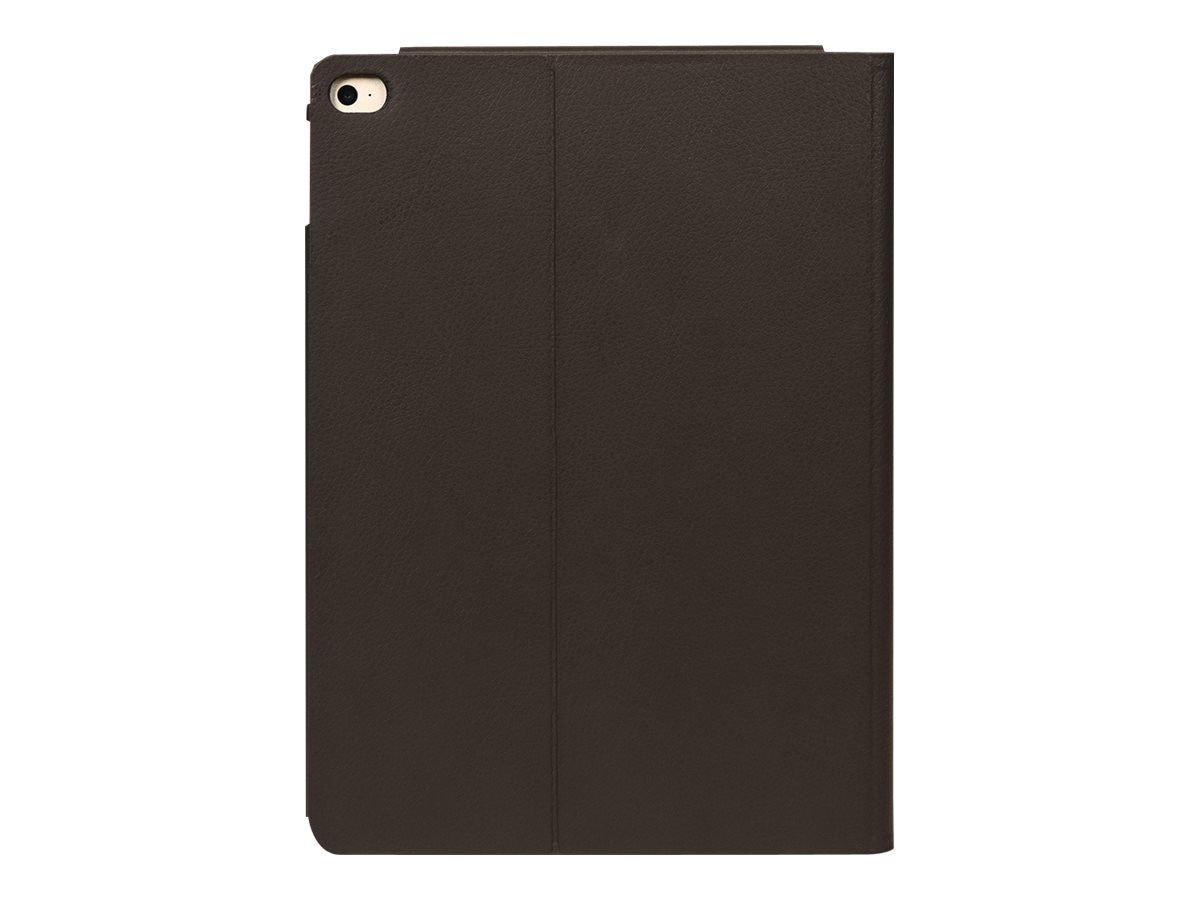 Incipio InCase Book Jacket Case for iPad Air 2, Brown, CL60614