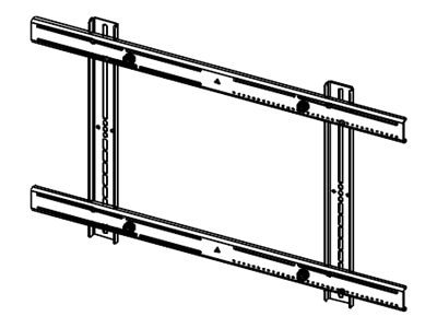 Chief Manufacturing Universal Interface Bracket for Large Flat Panel Displays