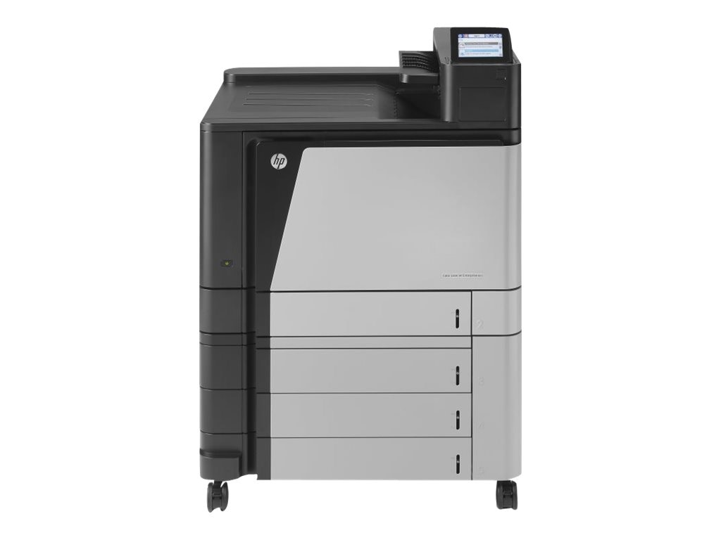 HP Color LaserJet Enterprise M855xh Printer - 220V, A2W78A#AAZ, 16431067, Printers - Laser & LED (color)