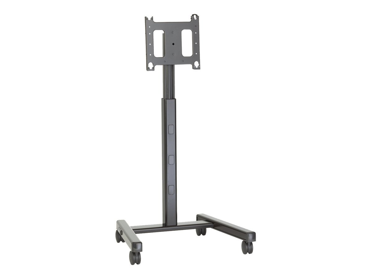 Chief Manufacturing Large Flat Panel Mobile Cart Mount for 42-71 Displays, PFC2000S
